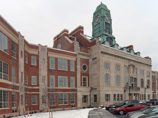 Livingston School Apartments ...