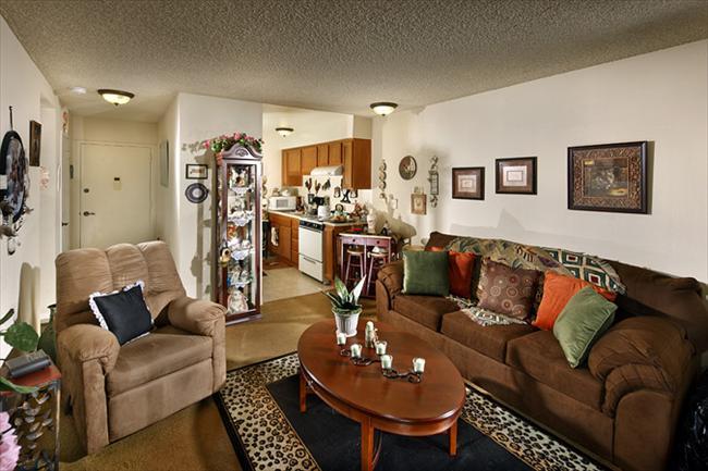 Casa Lucerna 55+ Senior Community affordable apartments in Los