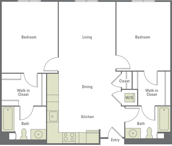 Cheap Apartments In California: The Uptown Affordable Apartments In Oakland, CA Found At