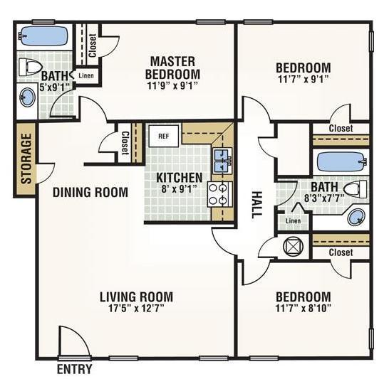 Find Cheap Apartments: Cricket Court Affordable Apartments In Lubbock, TX Found