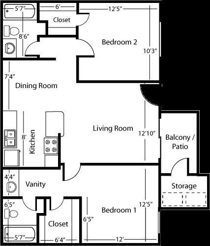 Texona Siena Affordable Apartments In Phoenix, AZ Found At