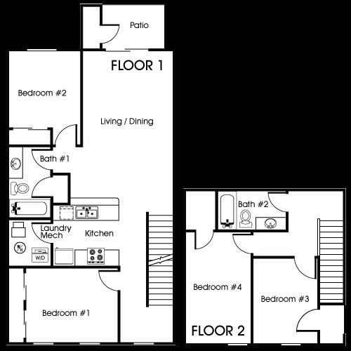The Villages At Mill Crossing Affordable Apartments In