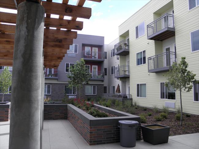 Chaffee Park Senior Residences Affordable Apartments In Denver CO Found At A