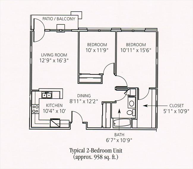 Find Cheap Apartments: Algonquin Manor Senior Affordable Apartments In Brown Deer