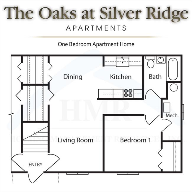 The Oaks At Silver Ridge Affordable Apartments In High