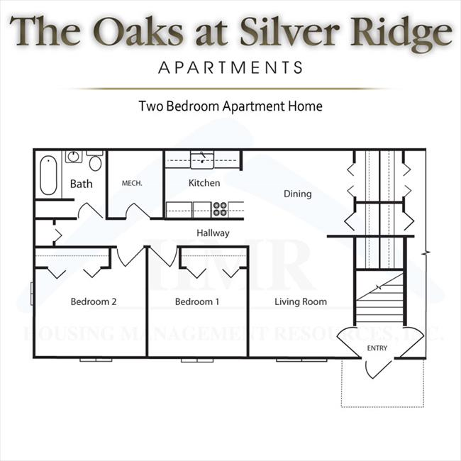 Find Cheap Apartments: The Oaks At Silver Ridge Affordable Apartments In High