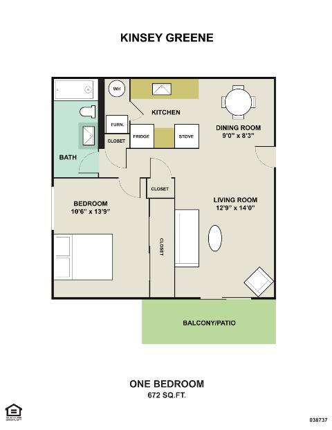Kinsey Greene Apartments Xenia Ohio
